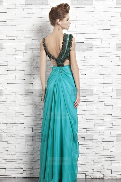 evening gown delicate workmanship feathers online reasonably priced great colour
