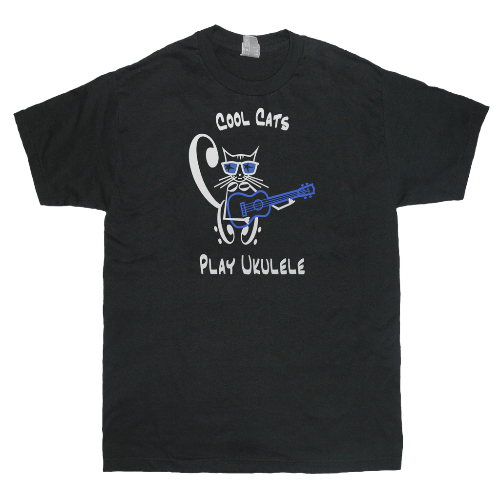 Cool Cats Play Ukulele, Mens