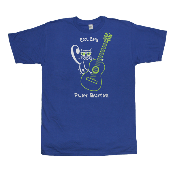 Cool Cats Play Classical Guitar, Mens - TntMusicBox - 3