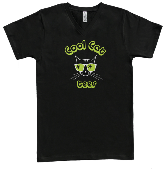 Cool Cat Tees, Mens - TntMusicBox - 3