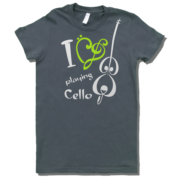 I Love Cello, Womens