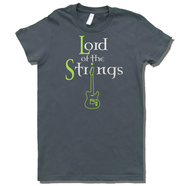 Lord Of The Strings, Womens - Guitar - TntMusicBox - 2