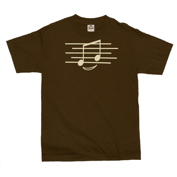 Eighth Note Smiley, Mens - TntMusicBox - 6