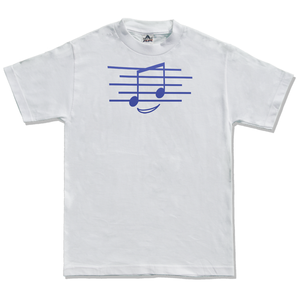 Eighth Note Smiley, Mens - TntMusicBox - 1