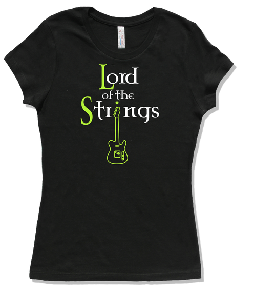 Lord Of The Strings, Womens - Guitar - TntMusicBox - 1