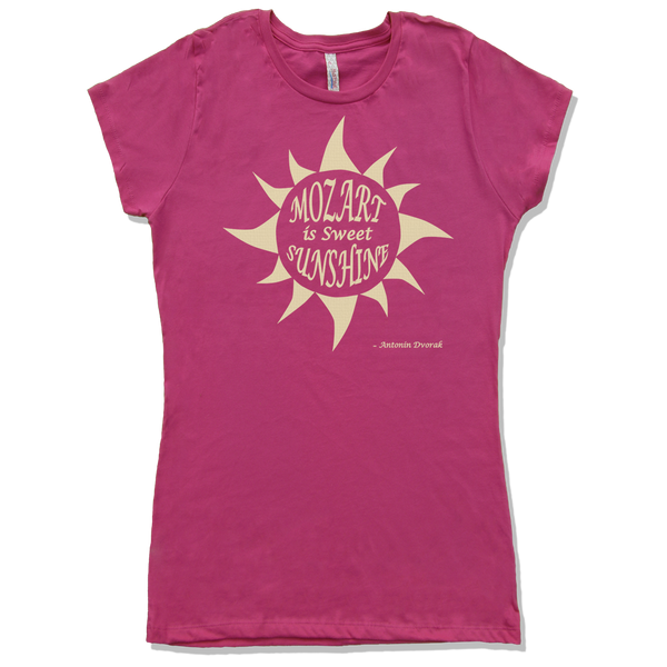 Mozart Is Sweet Sunshine, Womens - TntMusicBox - 3