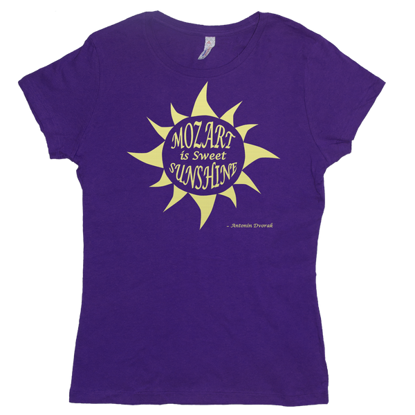 Mozart Is Sweet Sunshine, Womens - TntMusicBox - 1