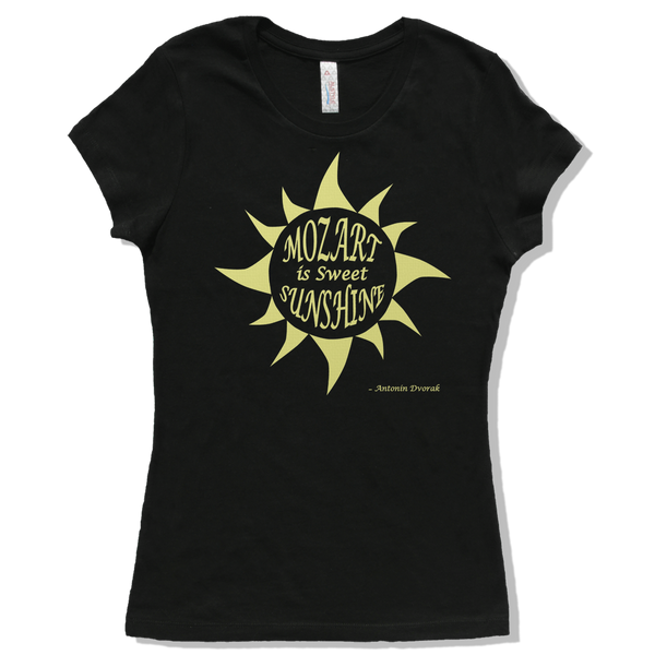 Mozart Is Sweet Sunshine, Womens - TntMusicBox - 2