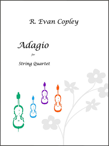 Adagio for String Quartet - TntMusicBox