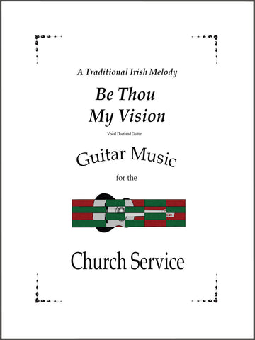 Be Thou My Vision - TntMusicBox