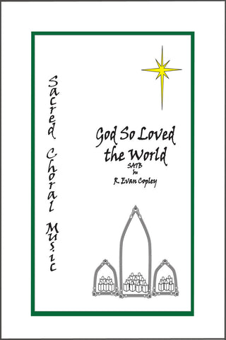 God So Loved The World - TntMusicBox