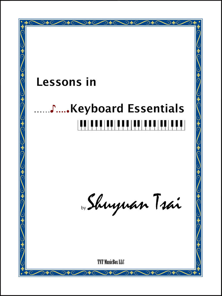 Lessons in Keyboard Essentials - TntMusicBox