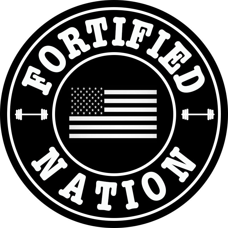 Fortified Nation Seal Sticker