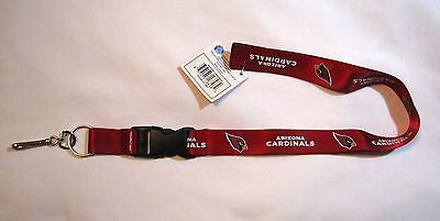 "Arizona Cardinals 24"" Breakaway Lanyard"