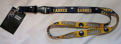 "Buffalo Sabres 22"" Lanyard with Detachable Buckle"