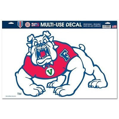 "Fresno State Bulldogs 11""x17"" Ultra Decal Sheet"