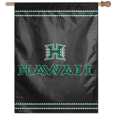 "Hawaii Warriors 27""x37"" Banner"