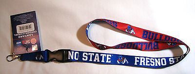"Fresno State Bulldogs 22"" Lanyard with Detachable Buckle"