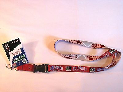 "Colorado Rapids 22"" Lanyard with Detachable Buckle"