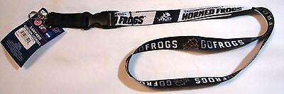 "TCU Horned Frogs 22"" Lanyard with Detachable Buckle"