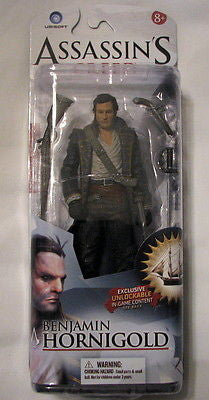 Benjamin Horngold Assassins Creed McFarlane Series 1