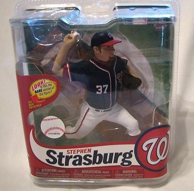 Stephen Strasburg Washington Nationals McFarlane MLB Series 31