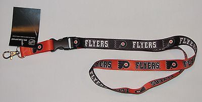 "Philadelphia Flyers 22"" Lanyard with Detachable Buckle"