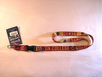 "Boston College Eagles Hockey 22"" Lanyard with Detachable Buckle"