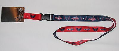 "Washington Capitals 22"" Lanyard with Detachable Buckle"