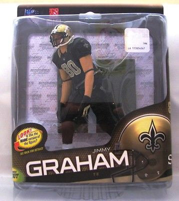 Jimmy Graham New Orleans Saints McFarlane NFL Series 34