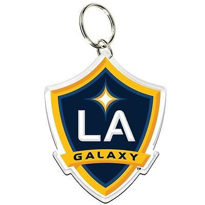Los Angeles Galaxy Premium Key Ring