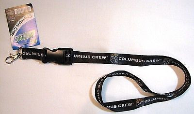 "Columbus Crew 22"" Lanyard with Detachable Buckle"