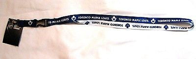 "Toronto Maple Leafs 22"" Lanyard with Detachable Buckle"