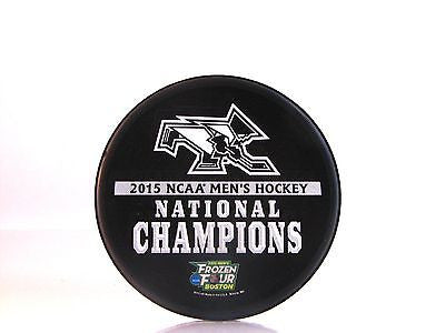 Providence Friars 2015 Men's Hockey National Champions Hockey Puck