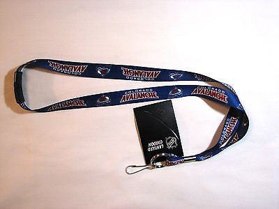"Colorado Avalanche 19"" Breakaway Lanyard"
