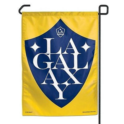 "Los Angeles Galaxy 11""x15"" Garden Flag"