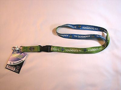 "Seattle Sounders FC 22"" Lanyard with Detachable Buckle"