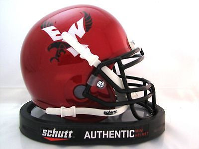 Eastern Washington Eagles Schutt Mini Helmet