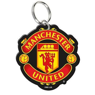 Manchester United Red Devils Premium Acrylic Key Ring