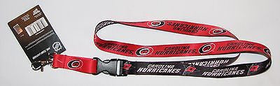 "Carolina Hurricanes 22"" Lanyard with Detachable Buckle"