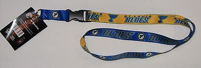 "St. Louis Blues 22"" Lanyard with Detachable Buckle"