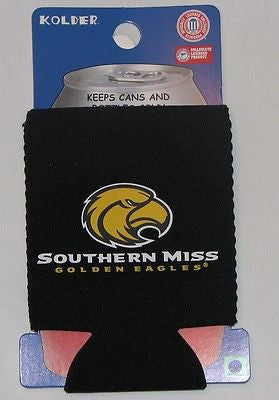 Southern Miss Golden Eagles Can Holder