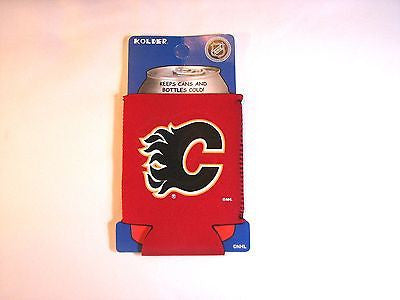 Calgary Flames Can Holder