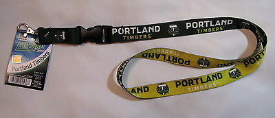 "Portland Timbers 22"" Lanyard with Detachable Buckle"