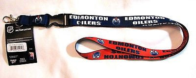 "Edmonton Oilers 22"" Lanyard with Detachable Buckle"