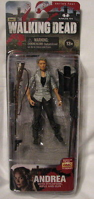 Andrea The Walking Dead McFarlane Series 4