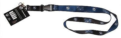 "Tampa Bay Lightning (Old Logo) 22"" Lanyard with Detachable Buckle"