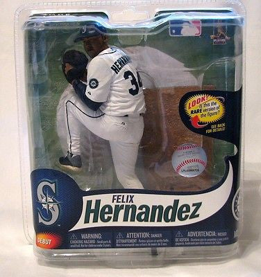 Felix Hernandez Seattle Mariners McFarlane MLB Series 31