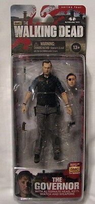 The Governor The Walking Dead McFarlane Series 4