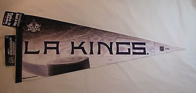 "Los Angeles Kings 12""x30"" Premium Pennant"